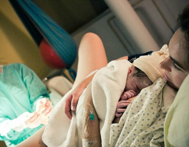partos sin epidural