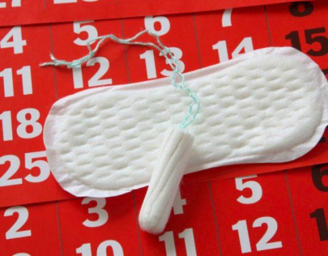 menstruación irregular