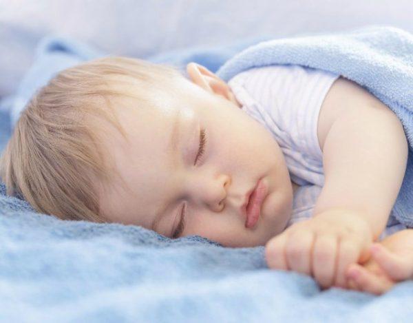 Hábitos saludables de sueño de 18 a 24 meses