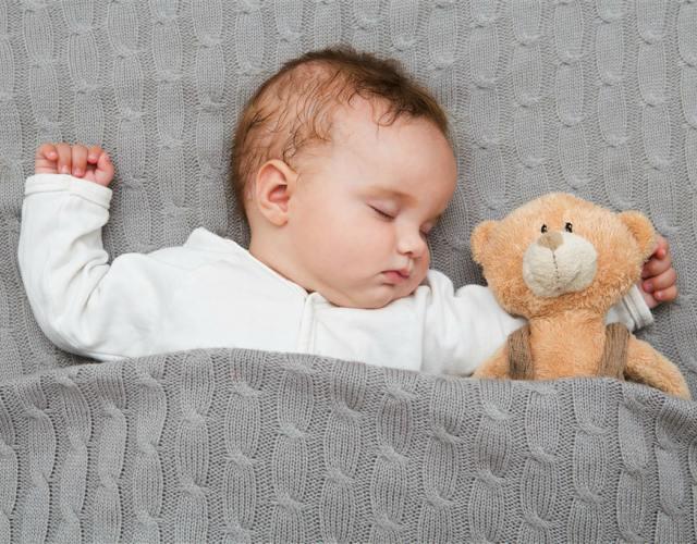 enseñar a dormir