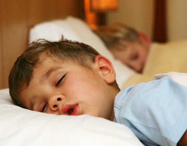 Hábitos de sueño saludable