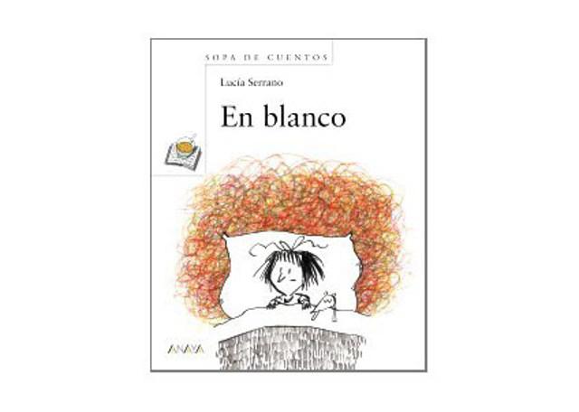 cuentos para dormir a un bebé En blanco