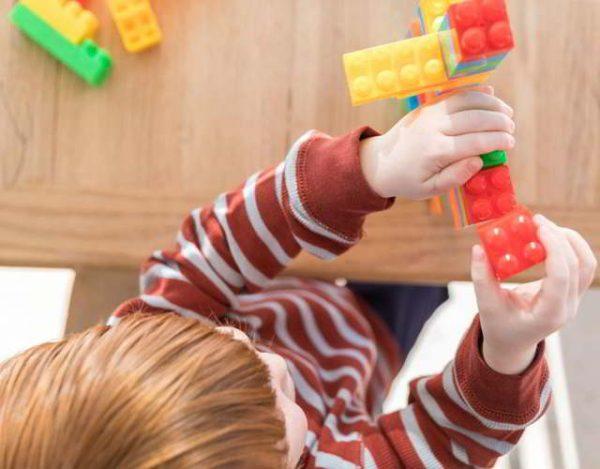 desarrollo psicomotor en los niños