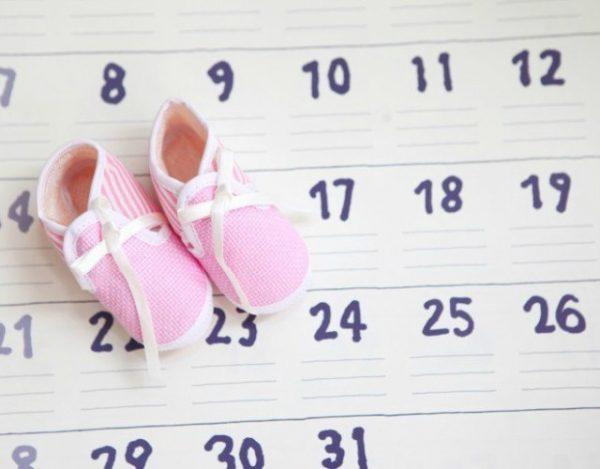 calcular la fecha del parto