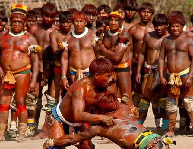 nombres indígenas venezolanos