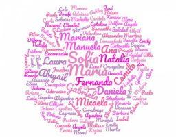 nombres de niña que serán tendencia en el 2019 en Venezuela