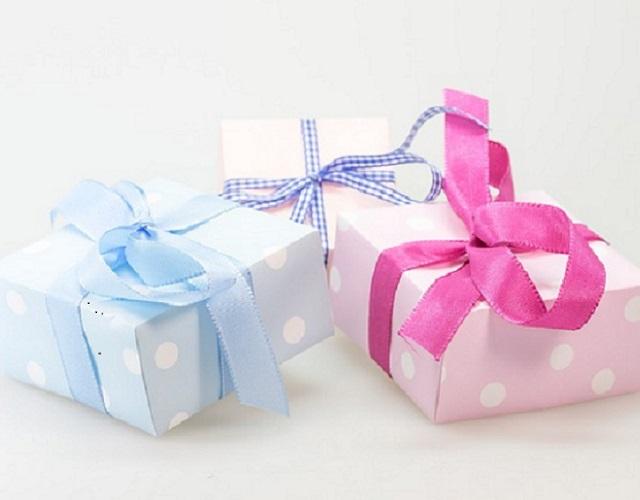 Exceso de regalos para niños