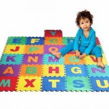 riesgos de los tapetes para bebés