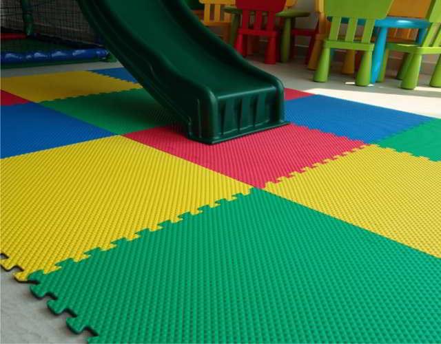 riesgos de los tapetes para bebés y niños 2