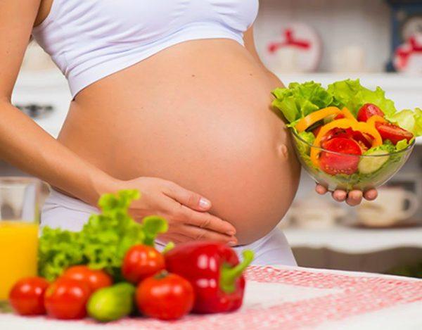 mejores alimentos en el embarazo