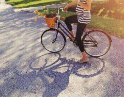 Bicicleta durante el embarazo