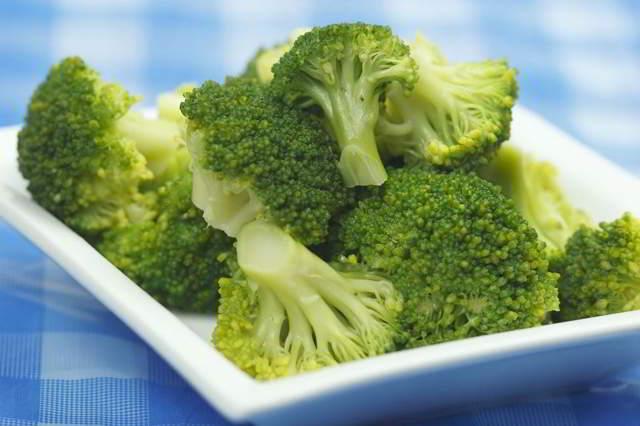 brocoli alimentos con ácido fólico