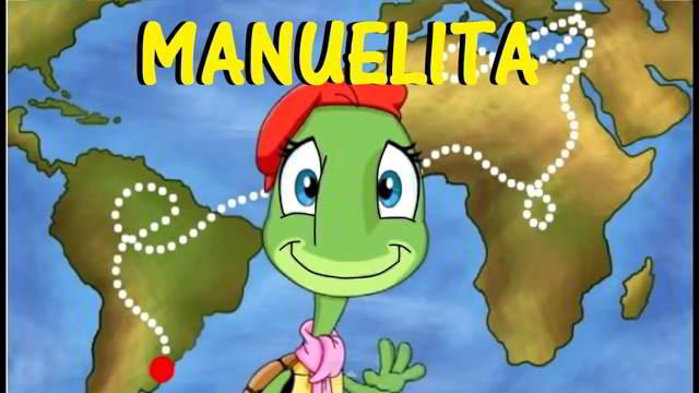 canciones infantiles la tortuga manuelita