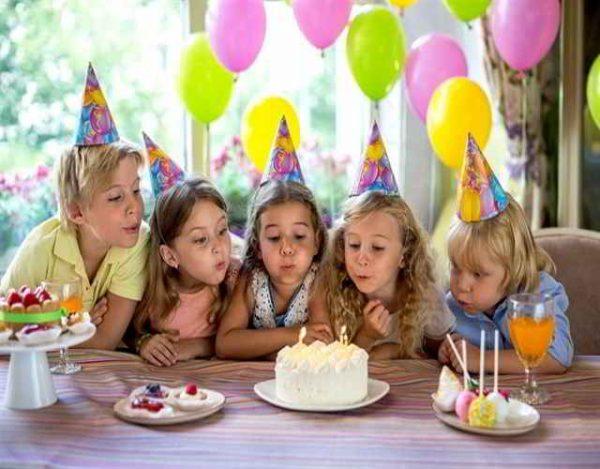 juegos para cumpleaños de 4 años