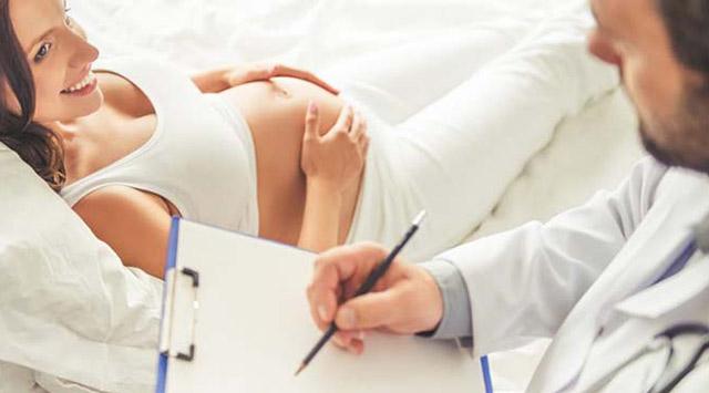 Hipotensión en el embarazo