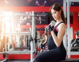 Cuándo no hacer ejercicio en el embarazo