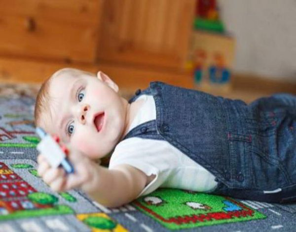 bebés de 10 meses juegos para desarrollo