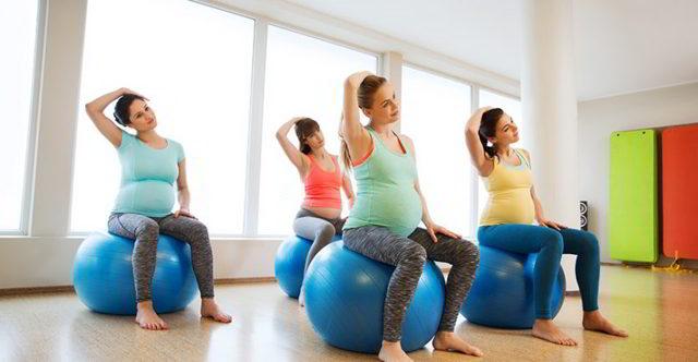 embarazo y ejercicios cuando no hacerlos