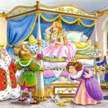 La princesa y el guisante