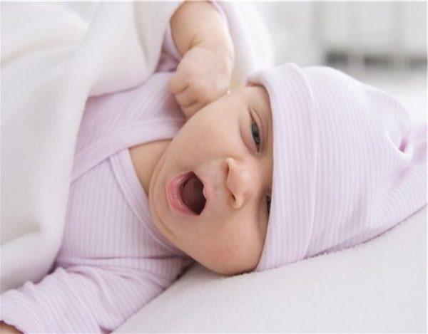 la primera noche con tu bebé