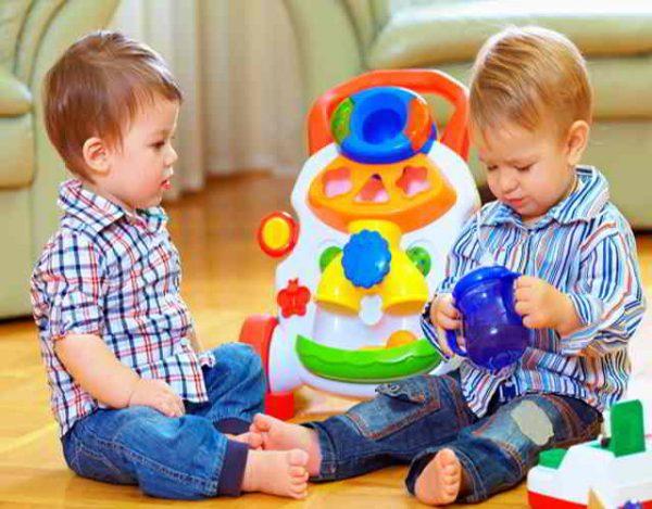 socialización en niños pequeños de 3 años