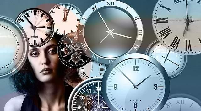 Reloj biológico de las mujeres