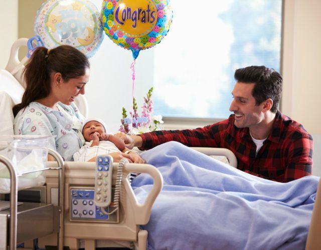 visitas después del parto