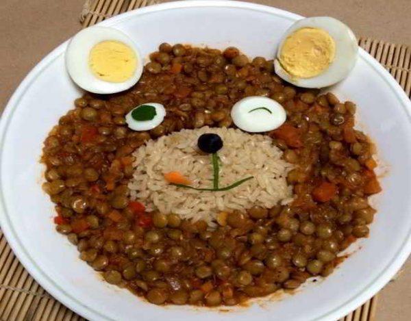 Beneficios de la legumbres para los niños
