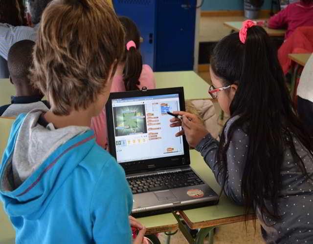 Beneficios del internet para niños en su educación