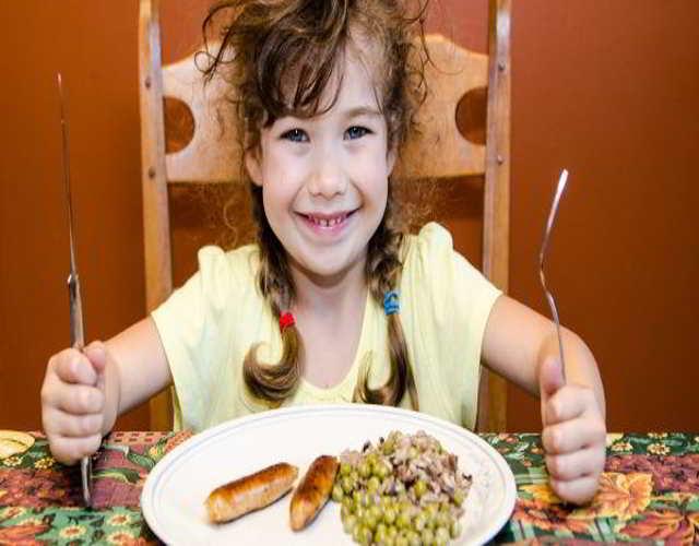 Embutidos y fiambres en la dieta de los niños