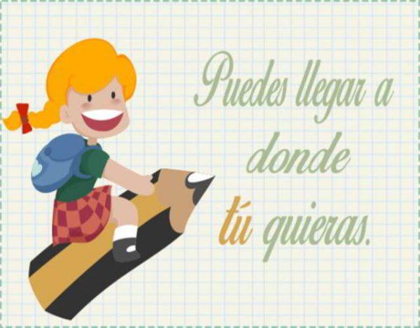 Frases cortas para motivar a los niños