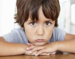 Niños ariscos o poco cariñosos 2