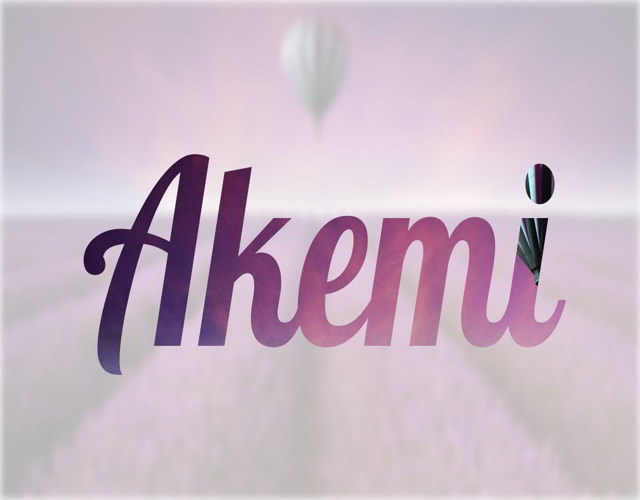 Nombres japoneses para niños akemi