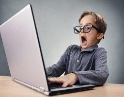 Riegos de las redes sociales para los niños