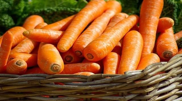 Puré de zanahoria con patata