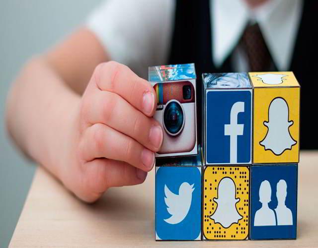 efectos y Riesgos de las redes sociales para los niños