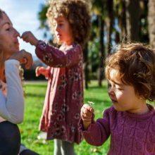 el valor de la fidelidad en los niños 2