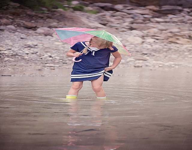 Que llueva canción infantil