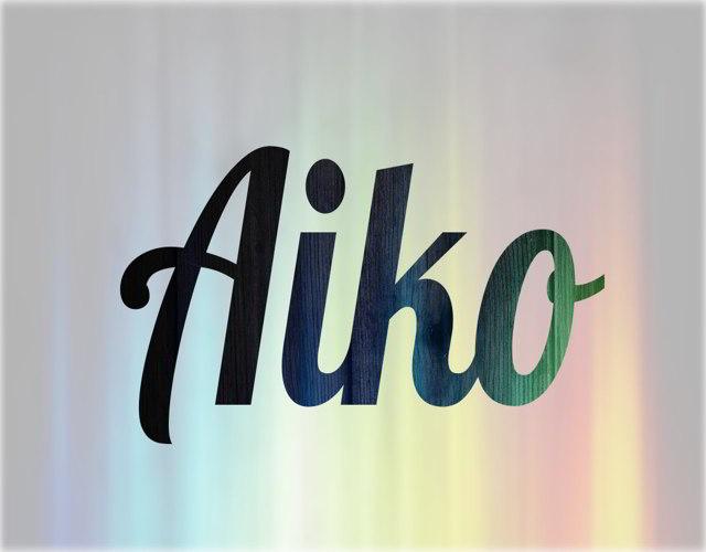 nombres japoneses para niñas aiko