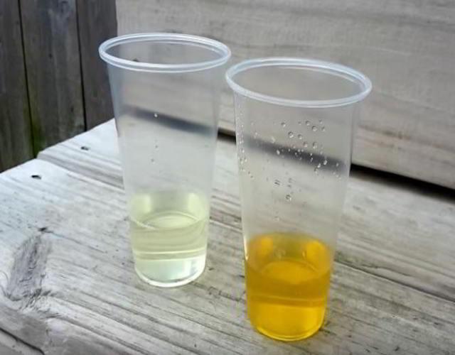La prueba casera del cloro para confirmar un embarazo