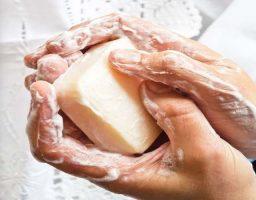 Test del jabón para confirmar un embarazo