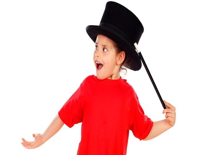 beneficios de la magia para los niños