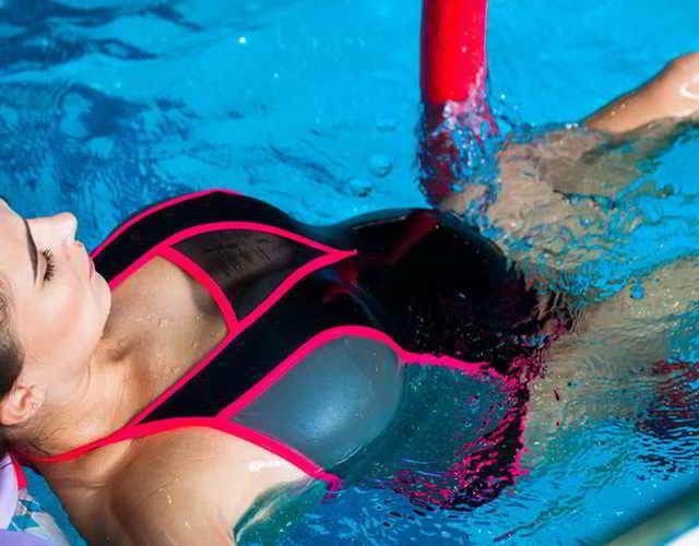 natación para embarazada 2