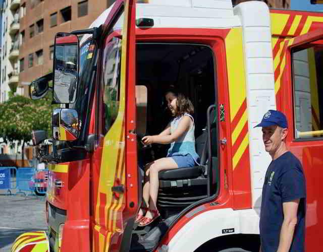 Cómo proteger a los niños en caso de incendio 2