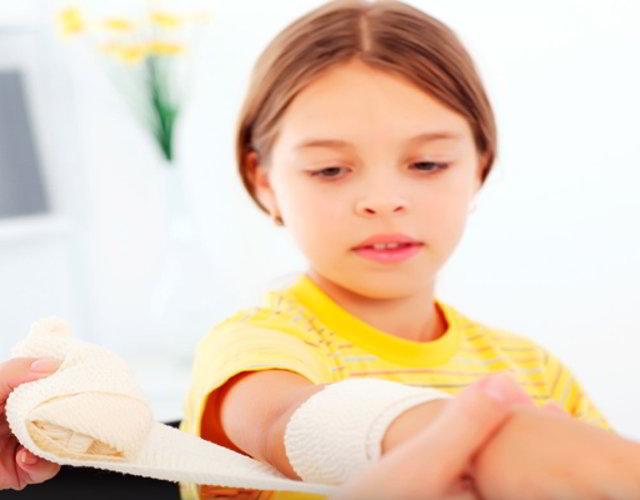Cómo proteger a los niños en caso de incendio 3