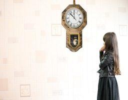 puntualidad en los niños