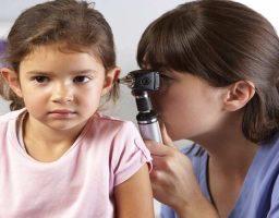 oidos tapados en niños