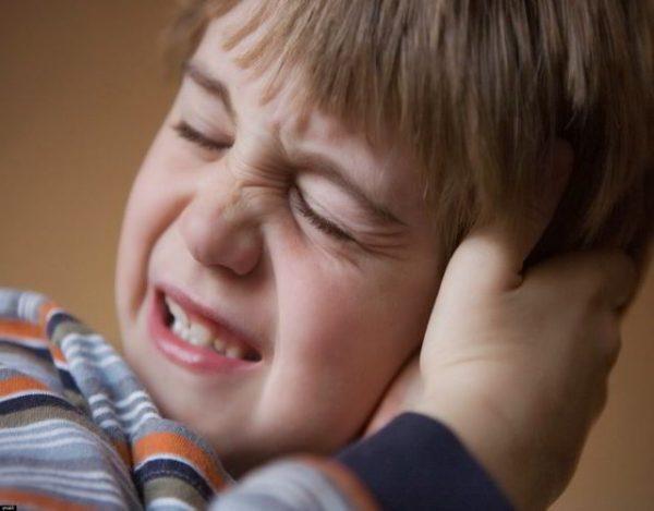perforación de tímpano en niños