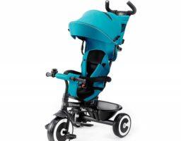 El triciclo de bebé plegable