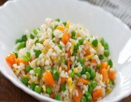 Arroz con vegetales 2